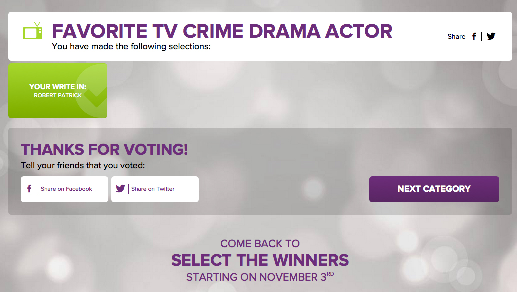 Favorite-TV-Crime-Drama-Actor-Robert-Patrick-PCA-Confirmation