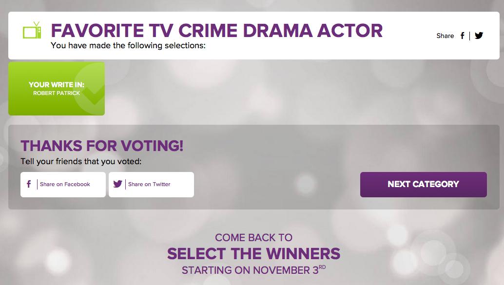 Favorite-TV-Crime-Drama-Actor-Robert-Patrick-PCA-Confirmation
