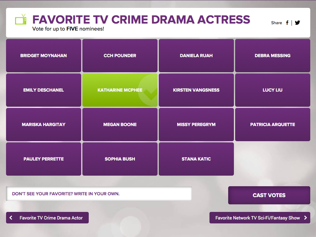 Favorite-TV-Crime-Drama-Actress-PCA-Katharine-McPhee-and-Jadyn-Wong