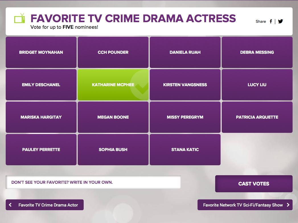 Favorite-TV-Crime-Drama-Actress-PCA-Katharine-McPhee-and-Jadyn-Wong