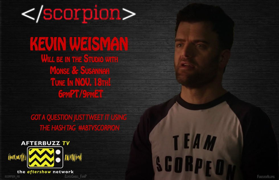 kevin-weisman-scorpion-afterbuzz-tv